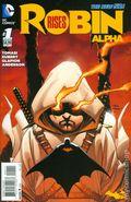 Robin Rises Alpha (2014) 1A