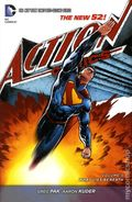 Superman Action Comics HC (2012-2016 DC Comics The New 52) 5-1ST