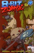 8-Bit Zombie TPB (2014 Antarctic Press) 1-1ST