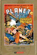 Roy Thomas Presents: Planet Comics HC (2013-2016 PS Artbooks) 5-1ST