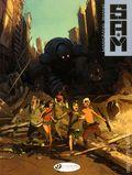 SAM GN (2014- Cinebook) 1-1ST