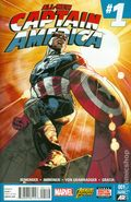 All New Captain America (2014 Marvel) 1J