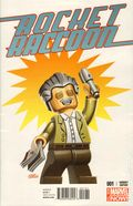 Rocket Raccoon (2014 2nd Series) 1E
