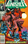 Punisher (1987 2nd Series) Mark Jewelers 47MJ
