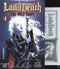 Lady Death Wild Hunt (2004) 1WORLDPREMIER.SIGNED