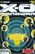 X-O Manowar (2012 3rd Series Valiant) 31A