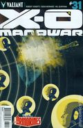 X-O Manowar (2012 3rd Series Valiant) 31B