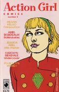 Action Girl Comics (1994) 3rd Printing 3