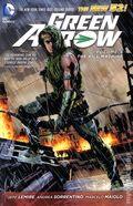 Green Arrow TPB (2012-2016 DC Comics The New 52) 4-REP