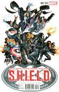 SHIELD (2014 Marvel) 4th Series 1B