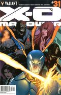 X-O Manowar (2012 3rd Series Valiant) 31C