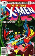 Uncanny X-Men (1963 1st Series) UK Edition 115UK