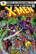 Uncanny X-Men (1963 1st Series) UK Edition 98UK