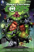 Green Lantern Corps TPB (2013-2015 DC Comics The New 52) 1-REP
