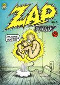 Zap Comix (1968 Apex Novelties) #0, 9th Printing