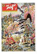 Zap Comix (1968 Apex Novelties) #9, 4th Printing
