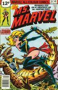 Ms. Marvel (1977 1st Series) UK Edition 20UK