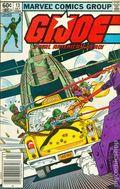 GI Joe (1982 Marvel) Mark Jewelers 13MJ