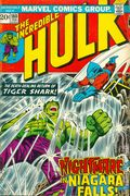 Incredible Hulk (1962-1999 1st Series) Mark Jewelers 160MJ