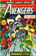 Avengers (1963 1st Series) Mark Jewelers 125MJ