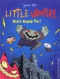 Little Vampire Does Kung Fu HC (2003 Simon & Schuster) 1-1ST
