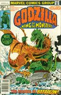 Godzilla (1977 Marvel) Mark Jewelers 4MJ