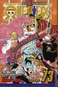 One Piece TPB (2003- Viz Digest) 73-1ST