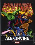 Marvel Super Heroes Secret Wars HC (2015 A Novel of the Marvel Universe) 1-1ST