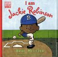 Ordinary People Change World: I Am Jackie Robinson HC (2015 Dial Books) By Brad Meltzer 1-1ST