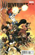 Wolverines (2014 Marvel) 1D