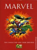 Marvel The Characters and Their Universe HC (2014 Chartwell Books) Marvel 75 Years Edition 1-1ST