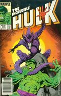 Incredible Hulk (1962-1999 1st Series) Mark Jewelers 308MJ