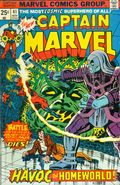 Captain Marvel (1968 1st Series Marvel) Mark Jewelers 41MJ