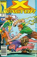X-Factor (1986 1st Series) Mark Jewelers 20MJ