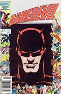 Daredevil (1964 1st Series) Mark Jewelers 236MJ