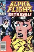 Alpha Flight (1983 1st Series) Mark Jewelers 8MJ