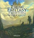 Digital Fantasy Painting Workshop SC (2004 Harper Design) 1-1ST