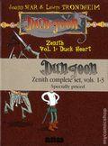 Dungeon Zenith TPB (2004-2009 NBM) SET#1