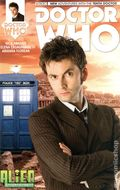 Doctor Who The Tenth Doctor (2014 Titan) 1ALIEN
