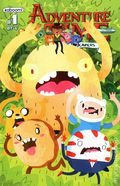 Adventure Time Candy Capers (2013 Kaboom) 1AWESOME