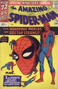 Amazing Spider-Man (1963 1st Series) UK Edition Annual 2UK