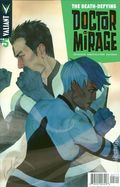 Death Defying Dr. Mirage (2014 Valiant) 5