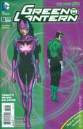 Green Lantern (2011 4th Series) 38COMBO
