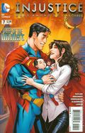 Injustice Gods Among Us Year Three (2014 DC) 7
