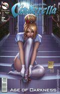 Grimm Fairy Tales Cinderella (2014 Zenescope) 3C