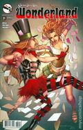 Grimm Fairy Tales Presents Wonderland (2012 Zenescope) 31A