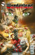 Grimm Fairy Tales Presents Wonderland (2012 Zenescope) 31C