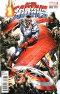 All New Captain America (2014 Marvel) 3B