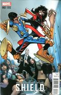 SHIELD (2014 Marvel) 4th Series 2B