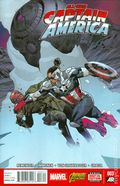 All New Captain America (2014 Marvel) 3A